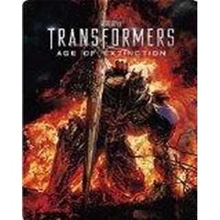 Transformers: Age of Extinction Steelbook [Blu-ray]